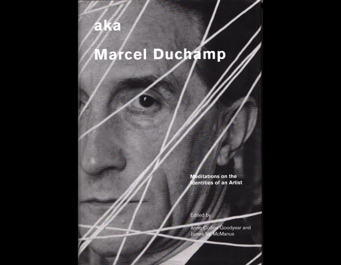 aka Marcel Duchamp Book Cover