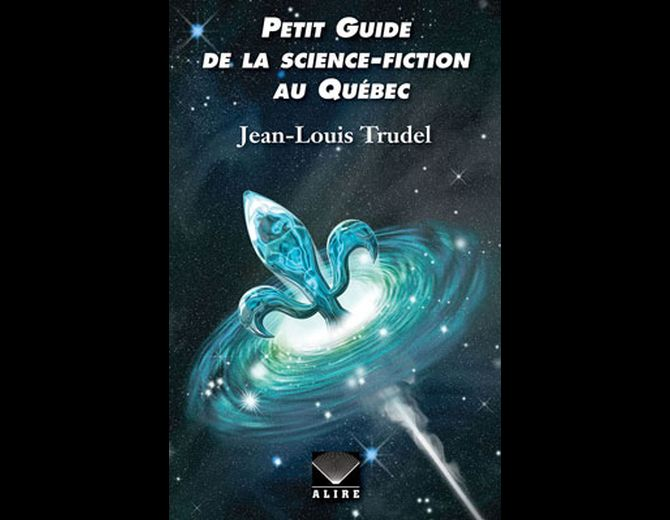 Petit Guide de la Science-Fiction au Quebec Book Cover