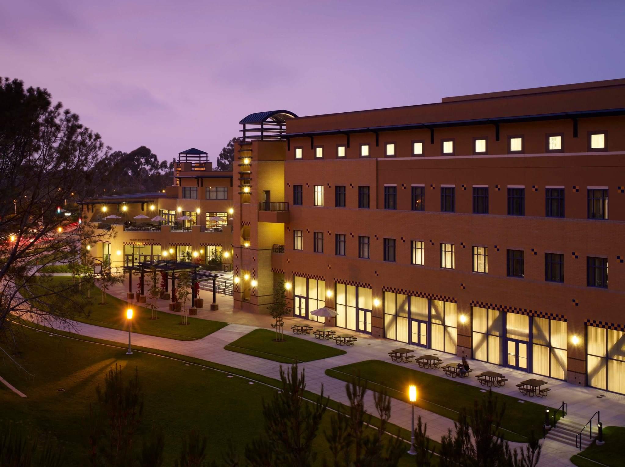 UC Irvine Student Center