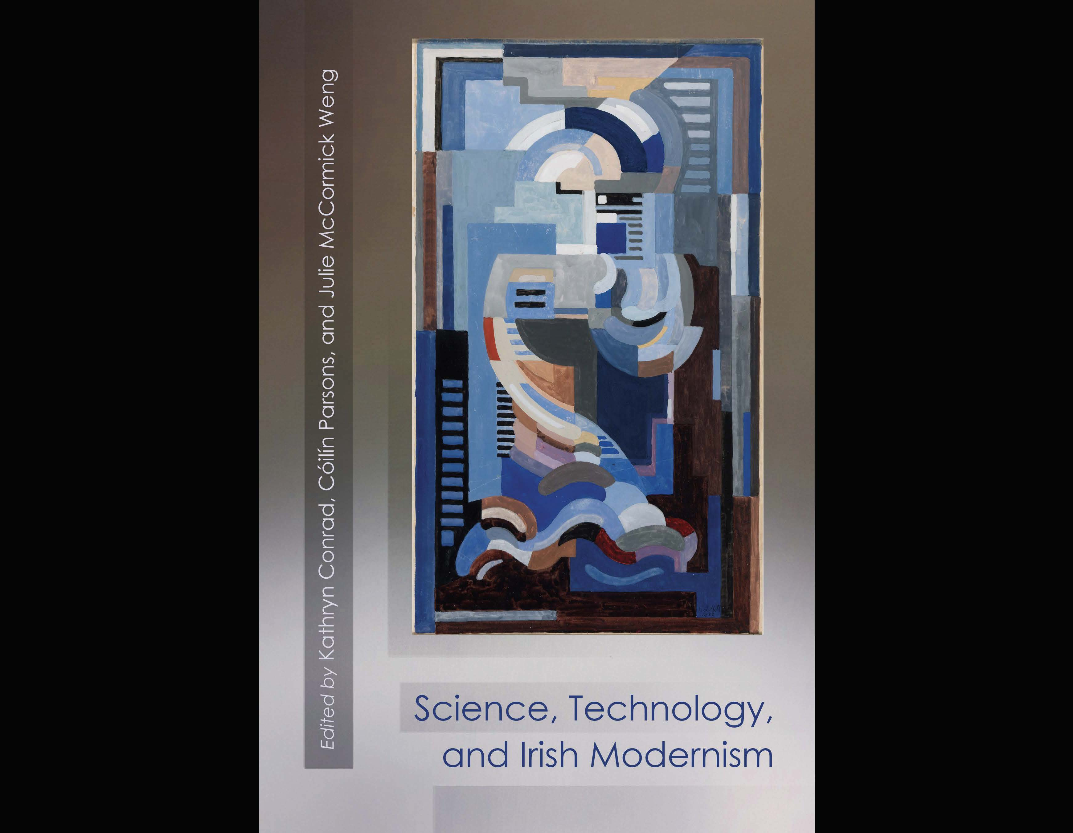 Science Technology and Irish Modernism Book Cover