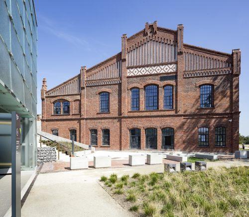 Silesian Museum in Katowice, Poland