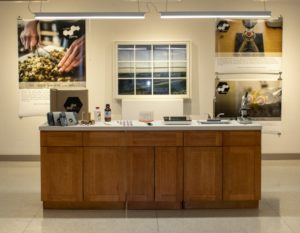 Epicurean Endocrinology: Hybrid Kitchen/Lab