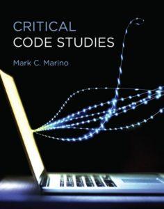 New Book: Critical Code Studies
