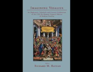 Book Cover - Imagining Vesalius