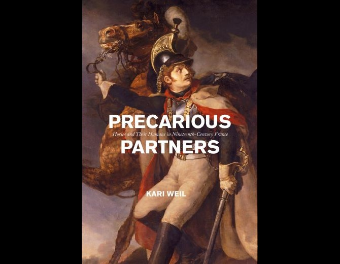 Book Cover: Precarious Partners
