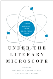 New Book Cover: Under the Literary Microscope